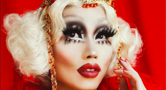 La Queen Internationale : Betty Fvck