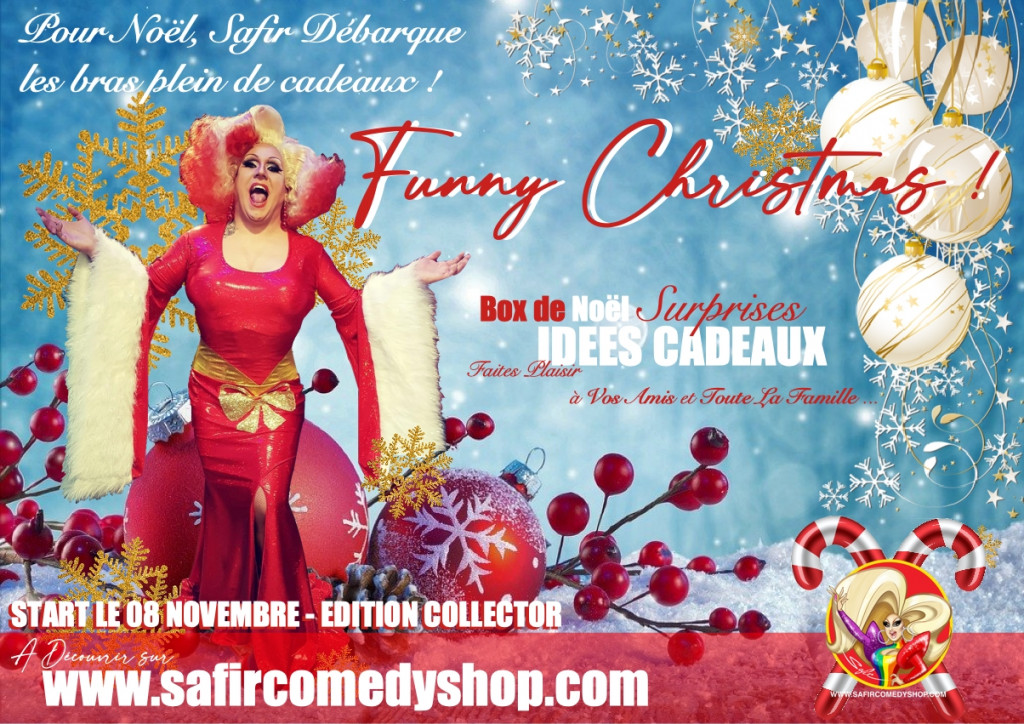 Safir-funny-christmas-visuel-dragqueens.fr
