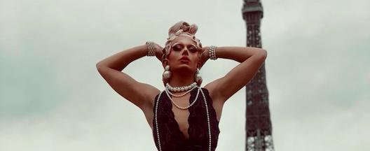 La Queen Parisienne : Mademoiselle Kiss