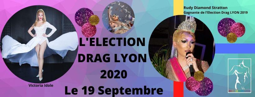Miss Drag Lyon : l'élection 2020