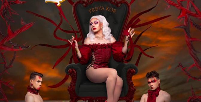 Visionnez le clip de Légendaire de Freya Kor