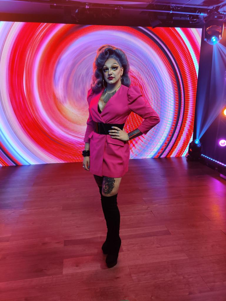 Minima Gesté interview dragqueens.fr