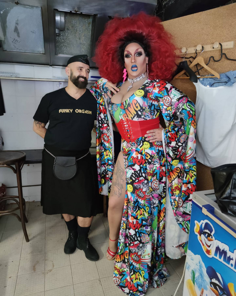 Safir interview dragqueens.fr