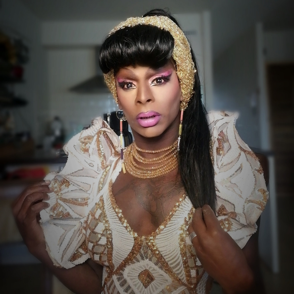 Dilaylah Brown interview dragqueens.fr
