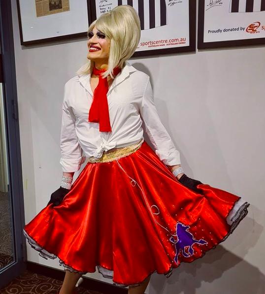 Kristina international dragqueens.fr