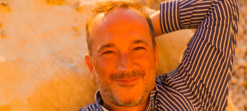L'artiste invité : l'auteur Gilles Paris