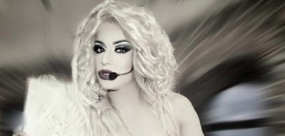 Lady Slim, 1ere Drag d'Azerbaïdjan